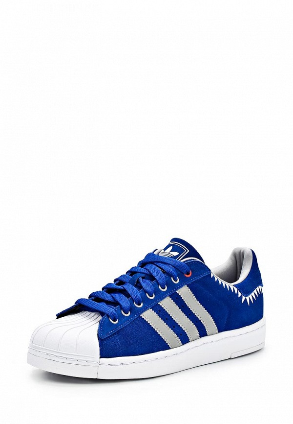 Мужские кеды Adidas Originals (Адидас Ориджиналс) M20910: изображение 2