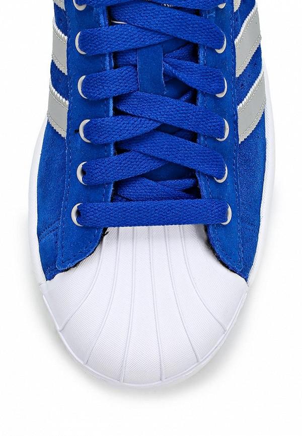 Мужские кеды Adidas Originals (Адидас Ориджиналс) M20910: изображение 10
