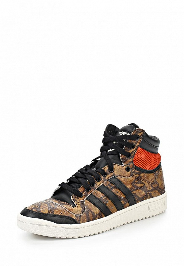 Мужские кеды Adidas Originals (Адидас Ориджиналс) M25602: изображение 2
