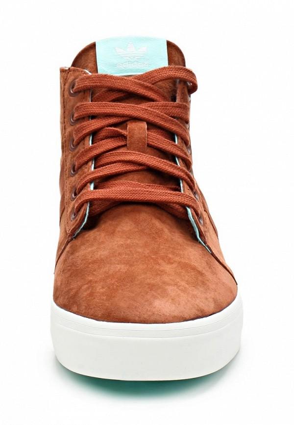 Мужские кеды Adidas Originals (Адидас Ориджиналс) M25801: изображение 6