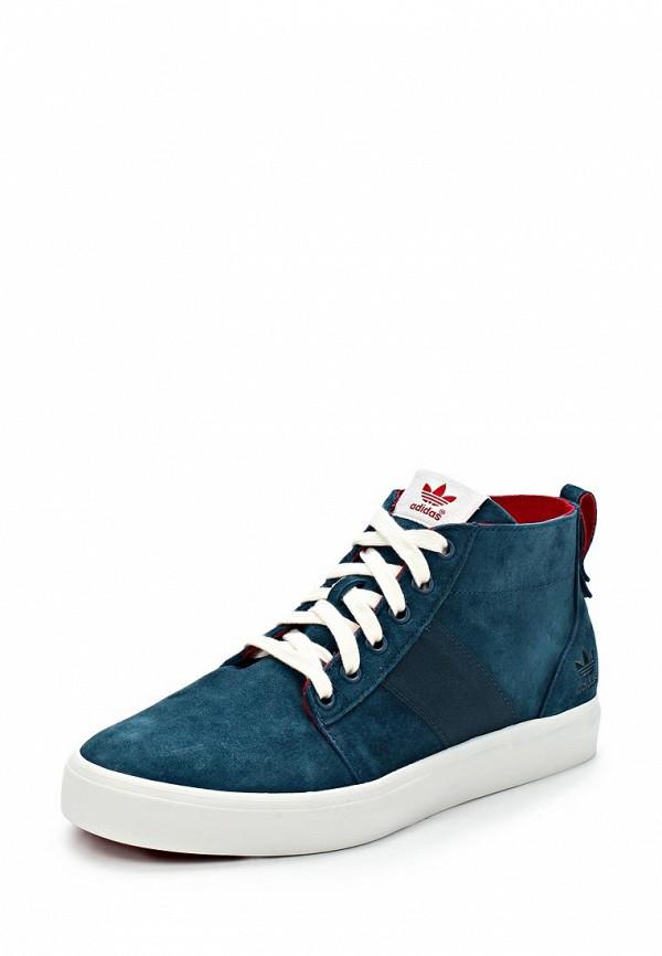 Мужские кеды Adidas Originals (Адидас Ориджиналс) M25802: изображение 2