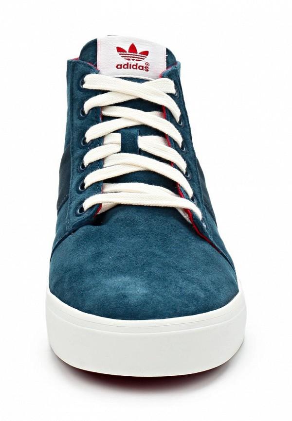 Мужские кеды Adidas Originals (Адидас Ориджиналс) M25802: изображение 6