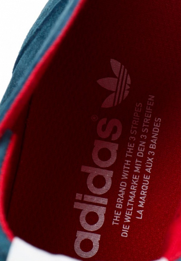 Мужские кеды Adidas Originals (Адидас Ориджиналс) M25802: изображение 12