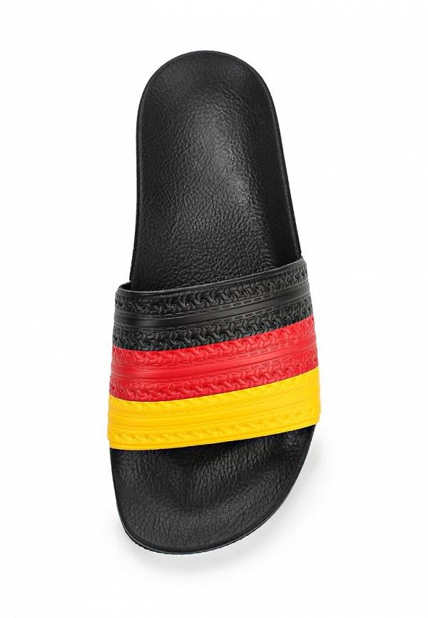 Женские сланцы Adidas Originals (Адидас Ориджиналс) D65796: изображение 3