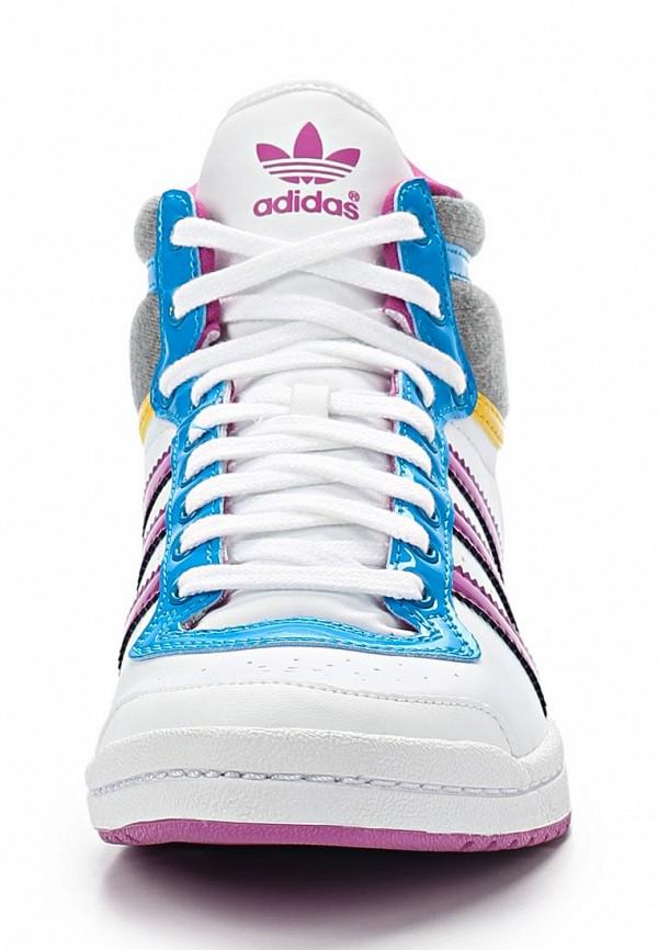 Женские кроссовки Adidas Originals (Адидас Ориджиналс) D65217: изображение 4