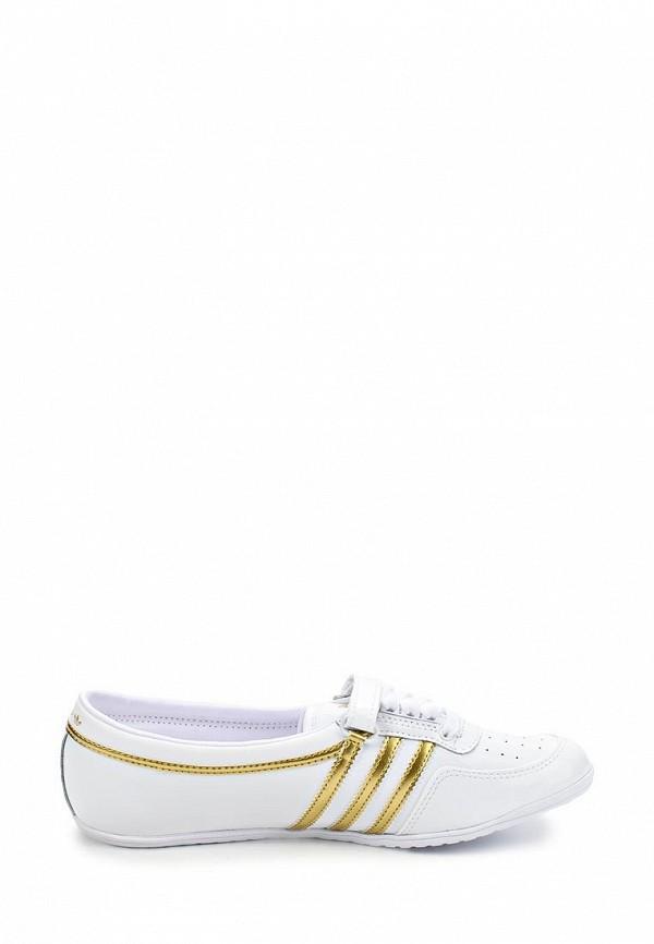 Женские балетки Adidas Originals (Адидас Ориджиналс) G95665: изображение 4