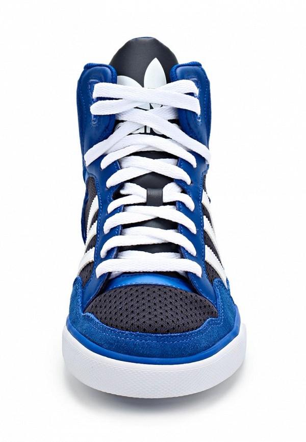 Женские кеды Adidas Originals (Адидас Ориджиналс) M20862: изображение 6