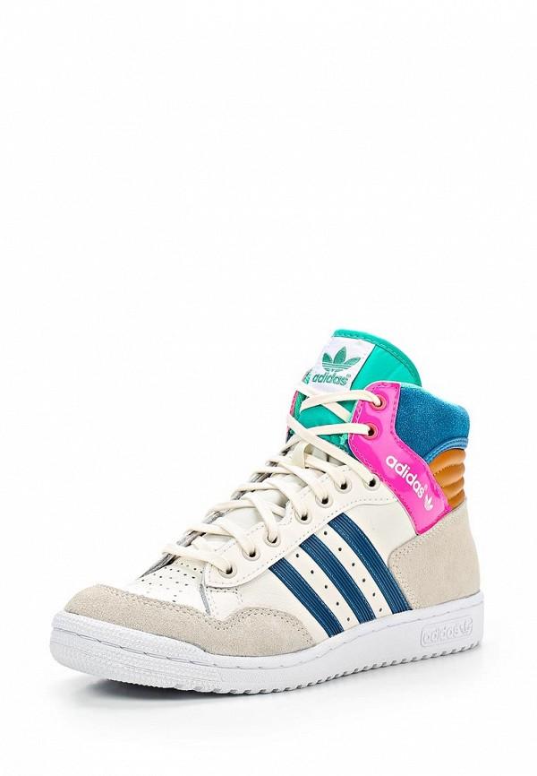 Женские кеды Adidas Originals (Адидас Ориджиналс) M25563: изображение 7