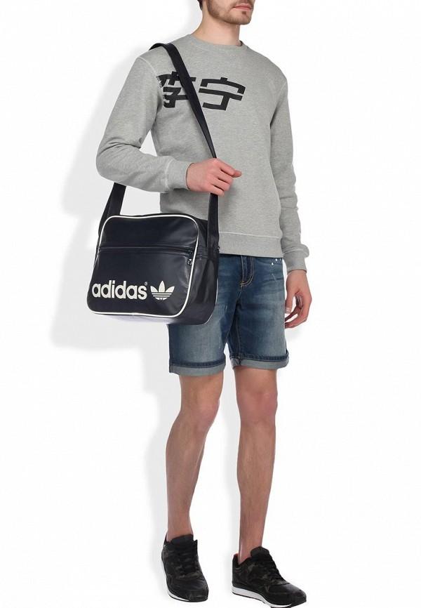 Сумка Adidas Originals (Адидас Ориджиналс) D82533: изображение 4
