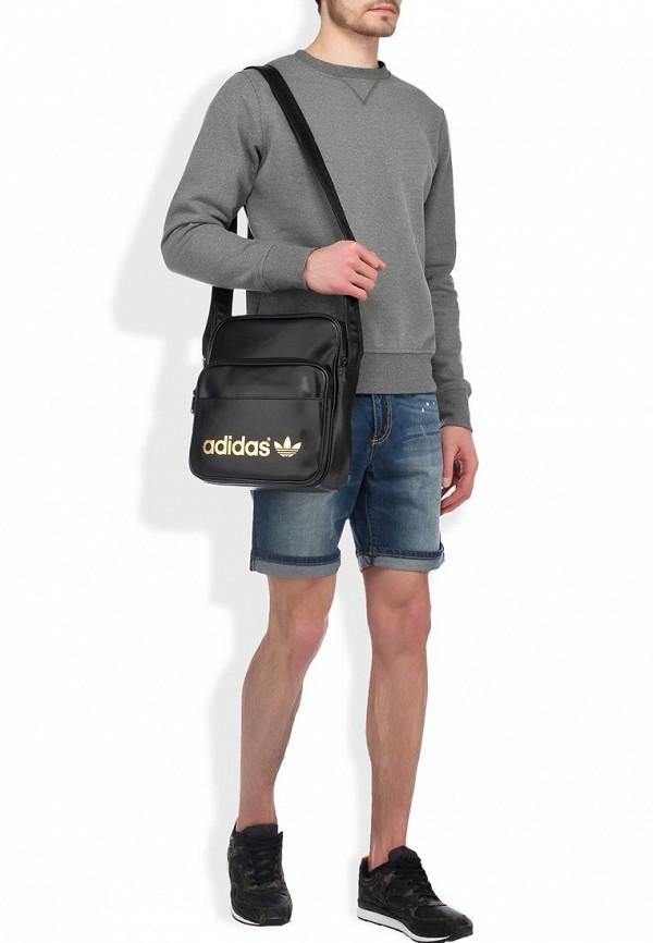 Большая сумка Adidas Originals (Адидас Ориджиналс) G84855: изображение 4