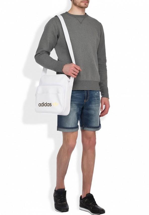 Большая сумка Adidas Originals (Адидас Ориджиналс) G84856: изображение 4