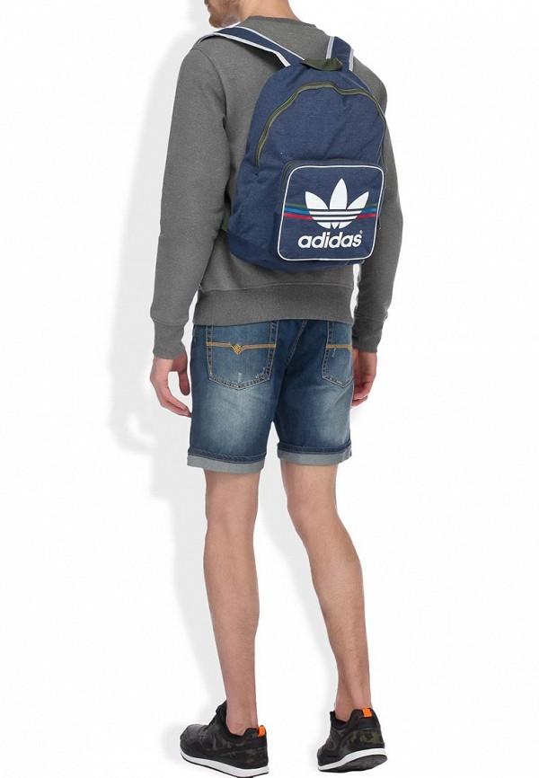 Городской рюкзак Adidas Originals (Адидас Ориджиналс) G84918: изображение 4
