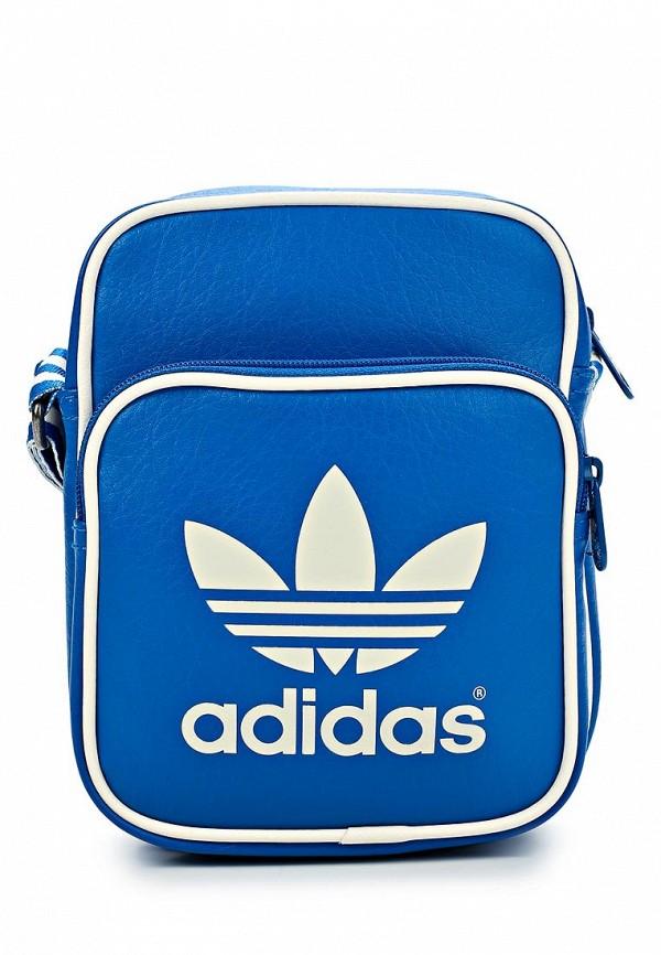 Спортивная сумка Adidas Originals (Адидас Ориджиналс) M30538: изображение 2