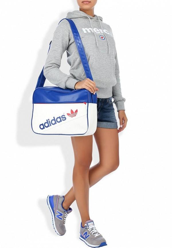 Большая сумка Adidas Originals (Адидас Ориджиналс) M34434: изображение 9