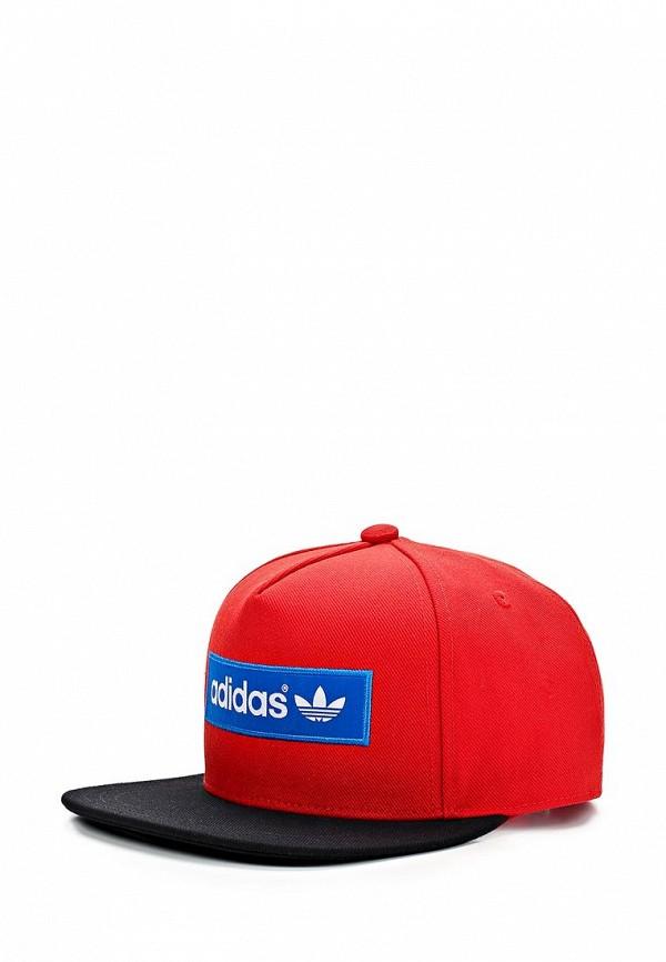 Бейсболка Adidas Originals (Адидас Ориджиналс) M30683: изображение 1