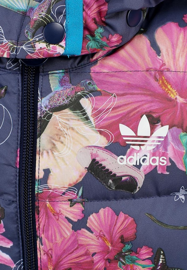 Пуховик Adidas Originals (Адидас Ориджиналс) M66003: изображение 4
