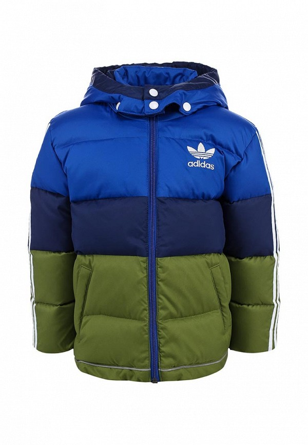 Пуховик Adidas Originals (Адидас Ориджиналс) M34620: изображение 4