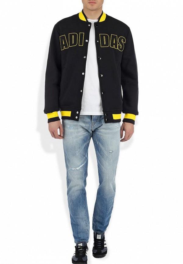 Куртка Adidas Originals (Адидас Ориджиналс) G92658: изображение 4