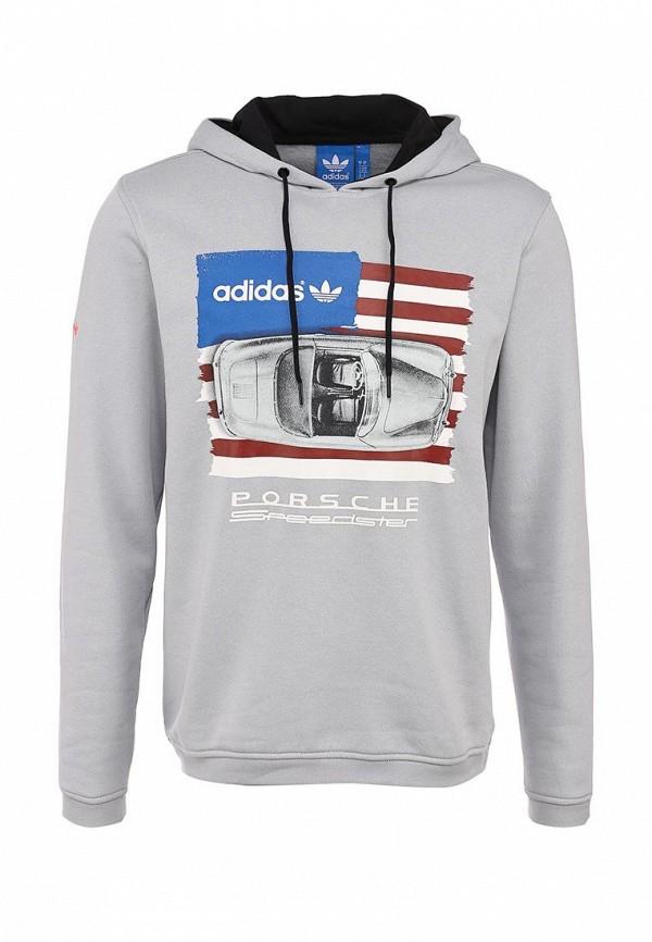 Мужские худи Adidas Originals (Адидас Ориджиналс) D88584: изображение 2