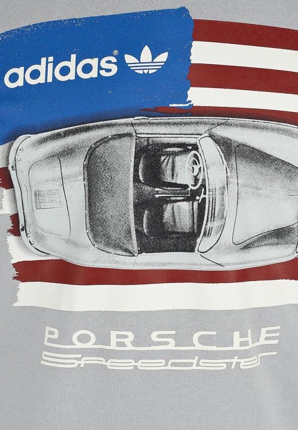 Мужские худи Adidas Originals (Адидас Ориджиналс) D88584: изображение 5