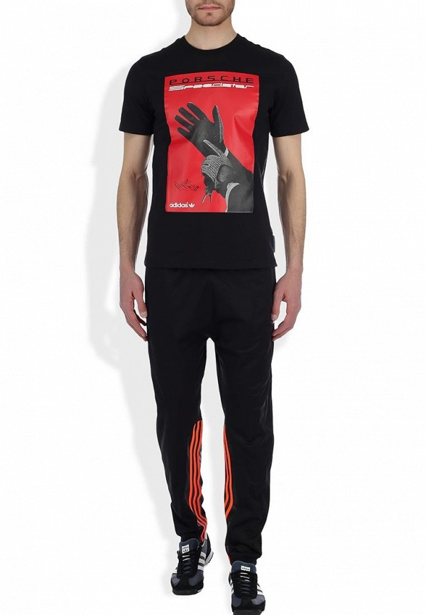 Спортивная футболка Adidas Originals (Адидас Ориджиналс) D89189: изображение 4