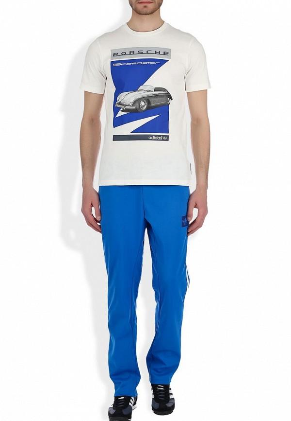 Футболка Adidas Originals (Адидас Ориджиналс) D89190: изображение 4