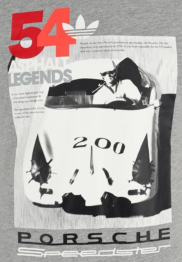 Футболка Adidas Originals (Адидас Ориджиналс) D89192: изображение 3