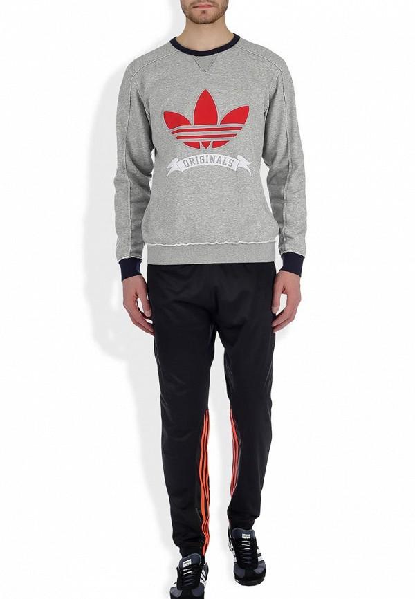 Мужские спортивные брюки Adidas Originals (Адидас Ориджиналс) F77023: изображение 8