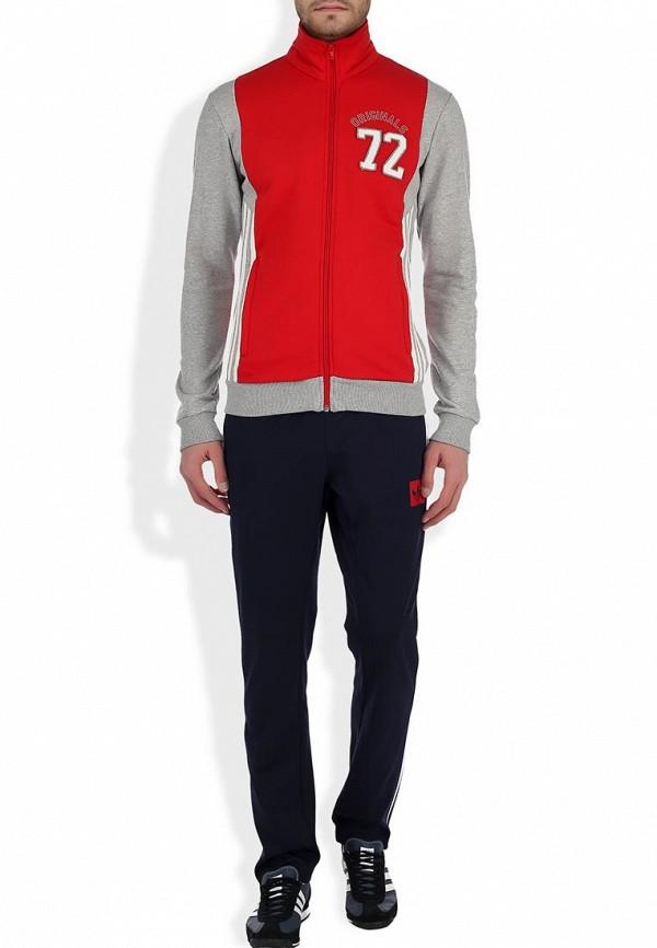 Олимпийка Adidas Originals (Адидас Ориджиналс) F77958: изображение 8