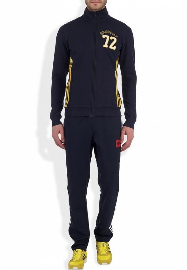 Олимпийка Adidas Originals (Адидас Ориджиналс) F77959: изображение 8