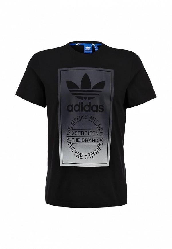 Спортивная футболка Adidas Originals (Адидас Ориджиналс) F78614: изображение 2