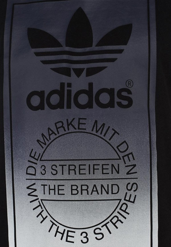 Спортивная футболка Adidas Originals (Адидас Ориджиналс) F78614: изображение 5