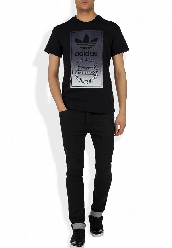 Спортивная футболка Adidas Originals (Адидас Ориджиналс) F78614: изображение 7