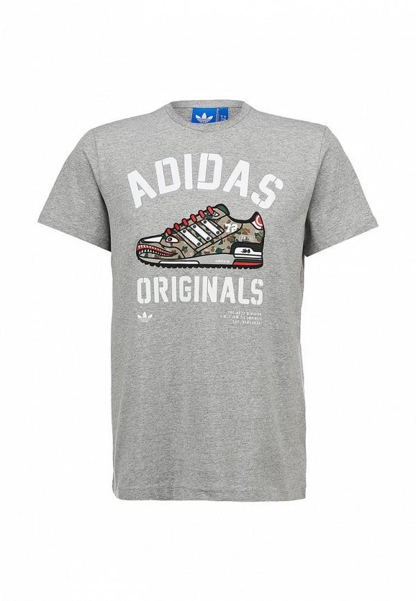Спортивная футболка Adidas Originals (Адидас Ориджиналс) G92629: изображение 1