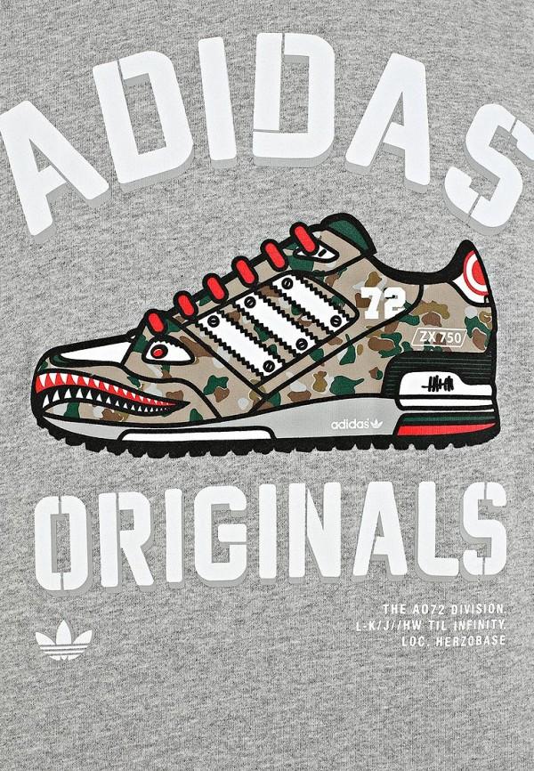 Спортивная футболка Adidas Originals (Адидас Ориджиналс) G92629: изображение 3
