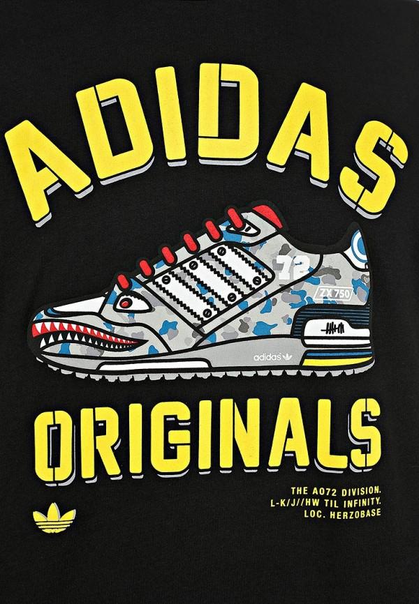 Спортивная футболка Adidas Originals (Адидас Ориджиналс) G92631: изображение 3