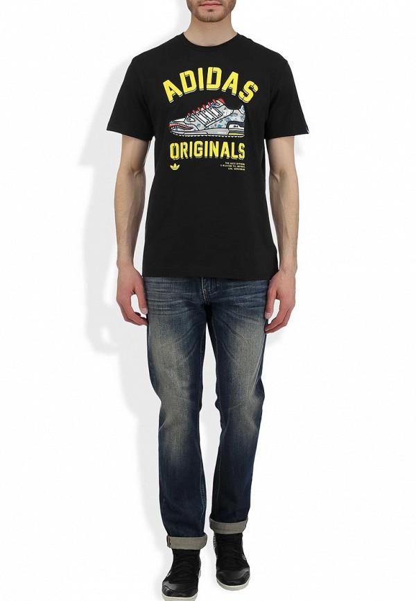 Спортивная футболка Adidas Originals (Адидас Ориджиналс) G92631: изображение 4