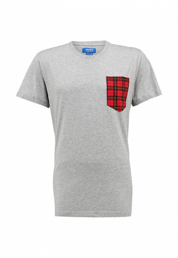Спортивная футболка Adidas Originals (Адидас Ориджиналс) G86493: изображение 2