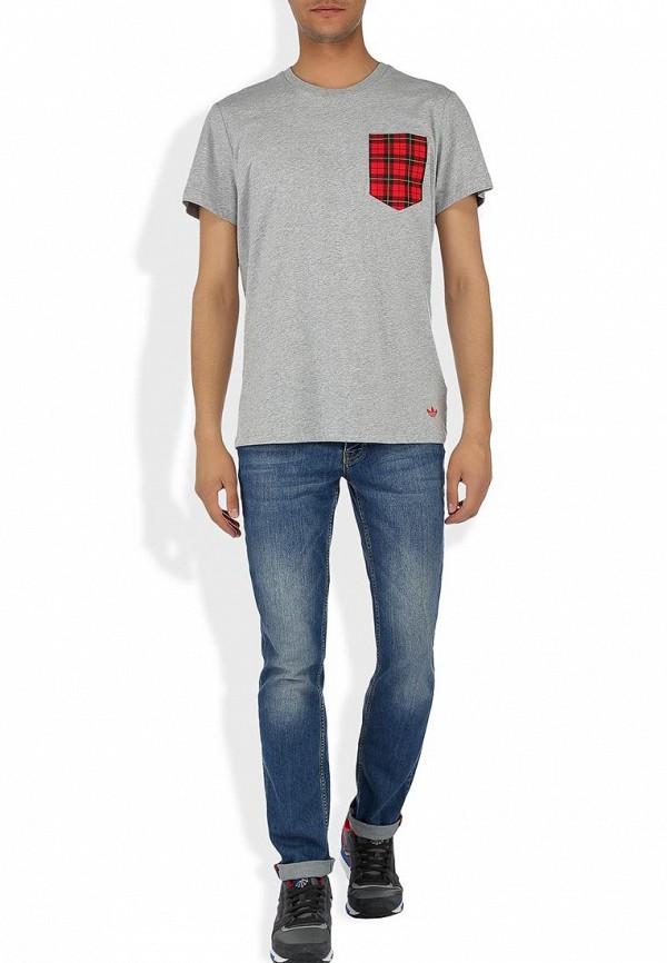 Спортивная футболка Adidas Originals (Адидас Ориджиналс) G86493: изображение 8