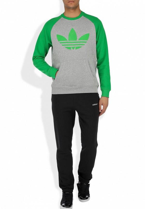 Толстовка Adidas Originals (Адидас Ориджиналс) G86549: изображение 4