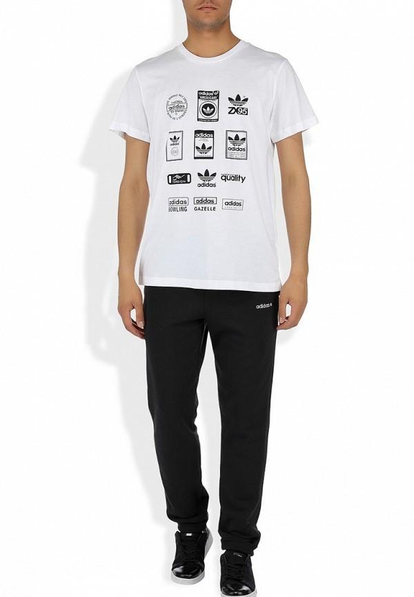Спортивная футболка Adidas Originals (Адидас Ориджиналс) G86575: изображение 4
