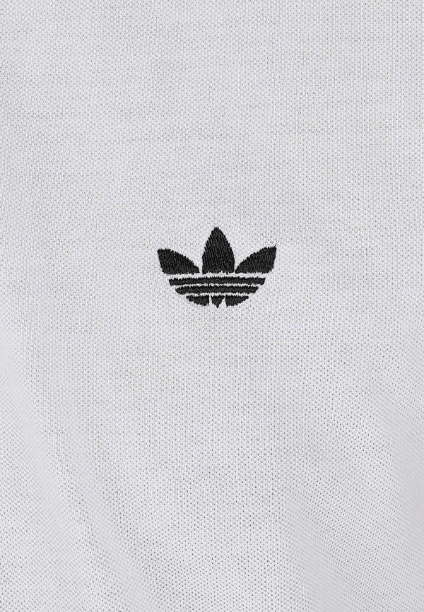 Мужские поло Adidas Originals (Адидас Ориджиналс) W69259: изображение 5