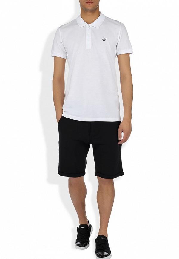 Мужские поло Adidas Originals (Адидас Ориджиналс) W69259: изображение 7