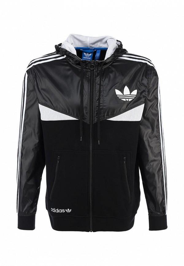 Толстовка Adidas Originals (Адидас Ориджиналс) M30153: изображение 2