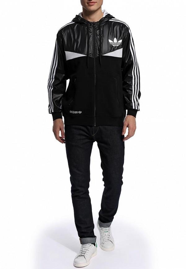 Толстовка Adidas Originals (Адидас Ориджиналс) M30153: изображение 6