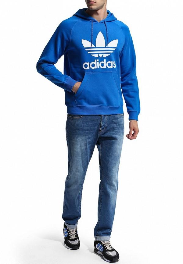 Мужские худи Adidas Originals (Адидас Ориджиналс) M30157: изображение 7