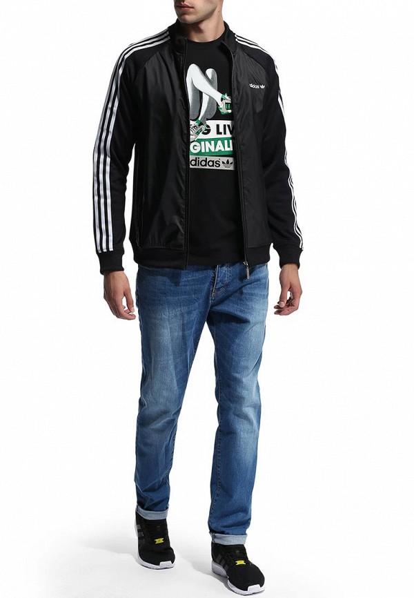 Олимпийка Adidas Originals (Адидас Ориджиналс) M30162: изображение 6