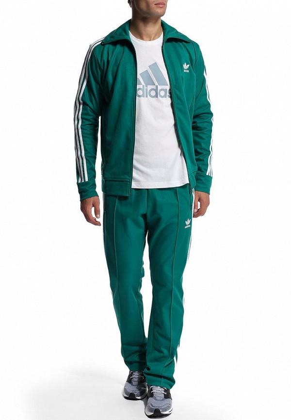 Олимпийка Adidas Originals (Адидас Ориджиналс) M30165: изображение 7