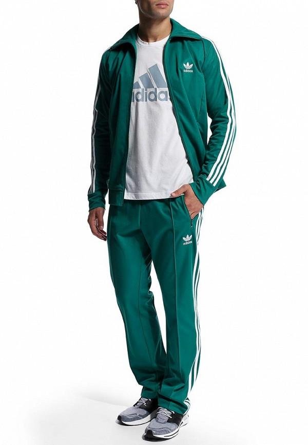 Мужские спортивные брюки Adidas Originals (Адидас Ориджиналс) M30185: изображение 6