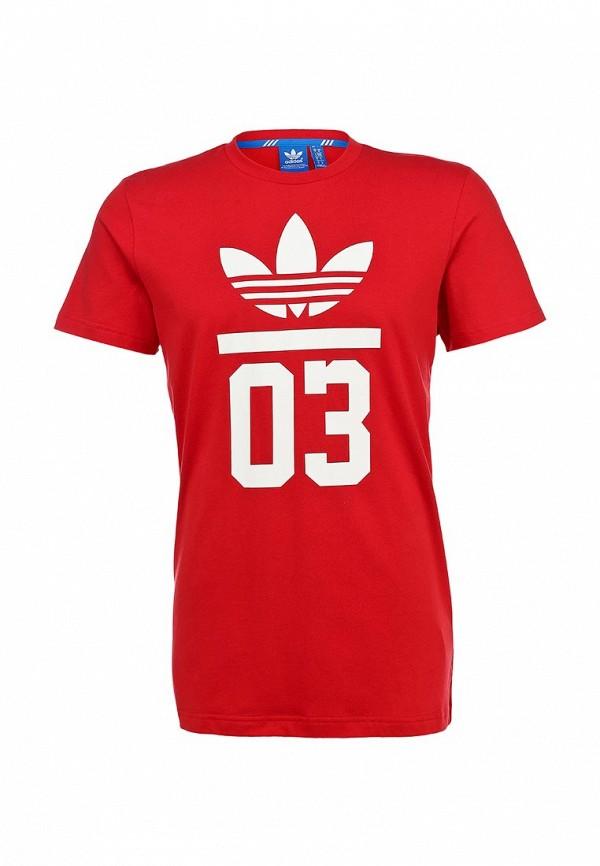 Спортивная футболка Adidas Originals (Адидас Ориджиналс) M30254: изображение 2